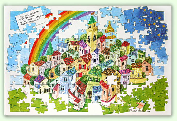1989 - 365-Tage-Puzzle